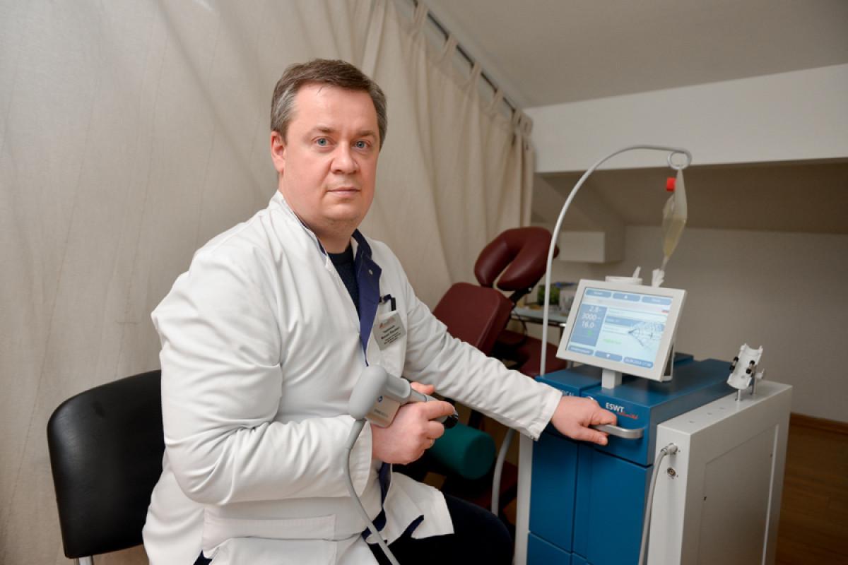 Подготовка к оперативному лечению